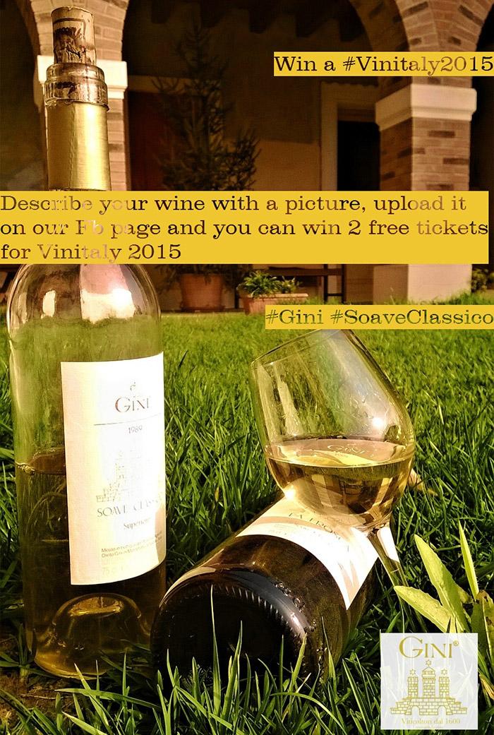 Gini Soave Wine