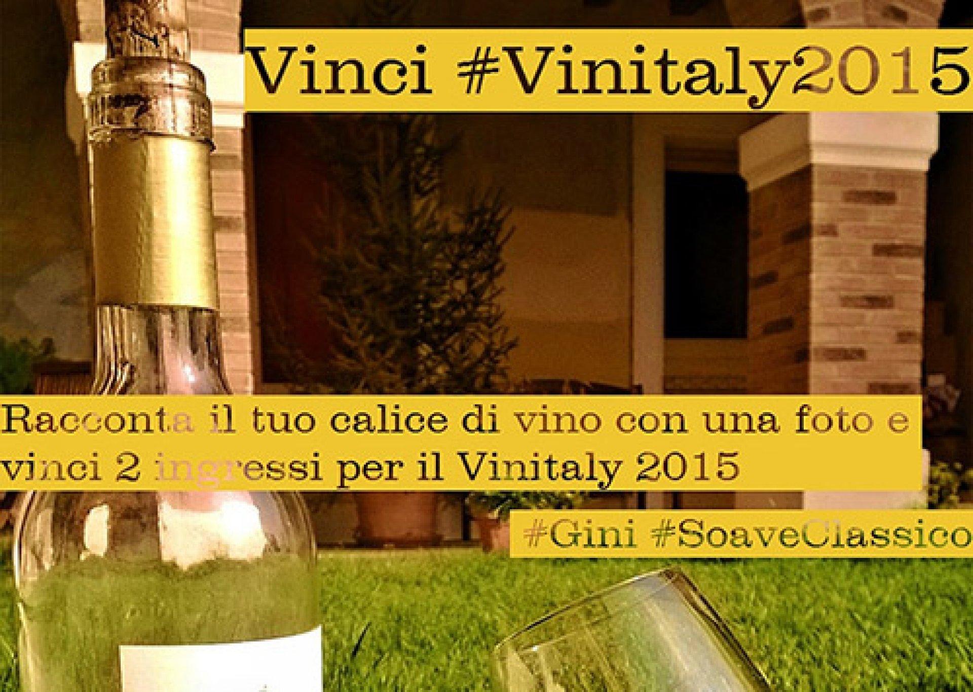 Vinci il Vinitaly 2015